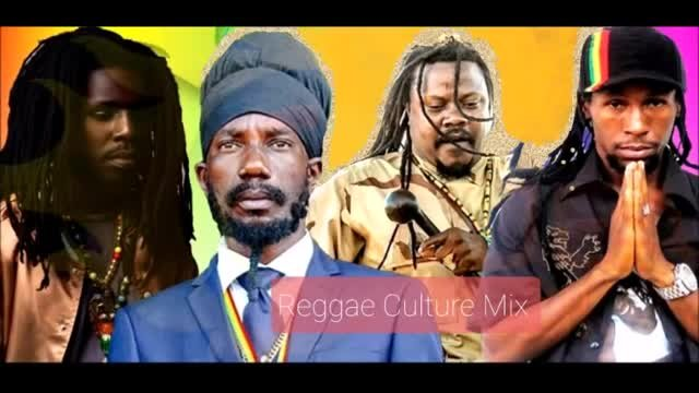 Reggae Culture Mix [ May 2020] Sizzla, Luciano, Chronixx, Jah Cure, Tarrus Riley, Damian Marley