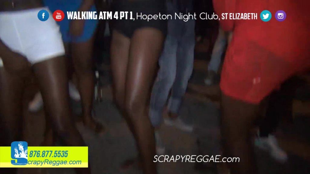 WALKING ATM #4