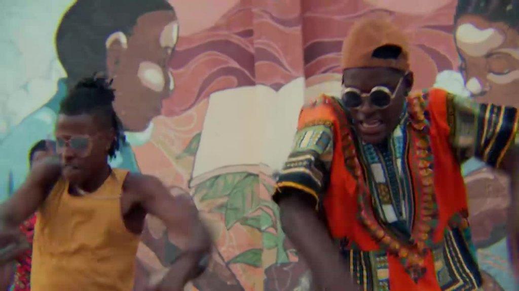 Afro B, Vybz Kartel, Dre Skull Shape Nice Official Video.mp4