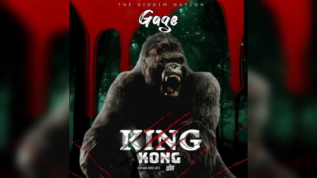 Gage King Kong Official Audio.mp4