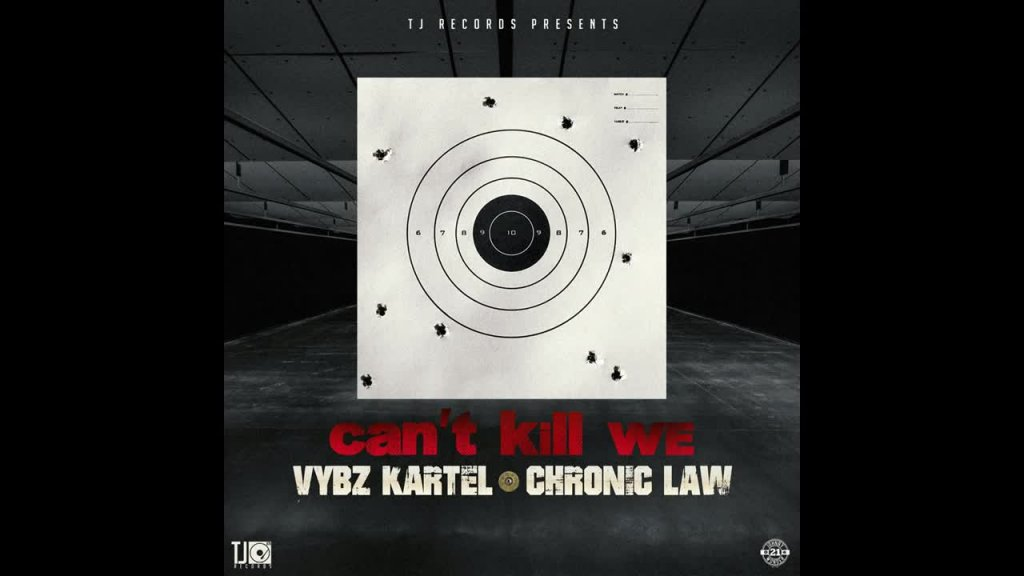 Vybz Kartel, Chronic Law Can't Kill We.mp4