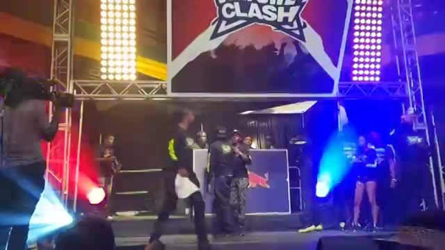 Jamaica Red Bull Culture Clash 2019 Part 1 ( Round 1 )