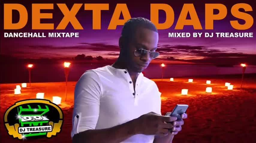 Dexta Daps Mix 2021 Raw Dexta Daps Dancehall Mix 2021 DJ Treasure The Mixtape Emperor.