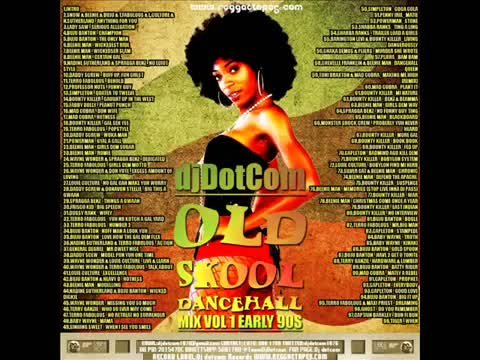 BEST OLD SCHOOL REGGAE MIX 80'S 90'S VOL.1 _ EARLY 90'S OLDIES DANCEHAL MIX (FULL HITS PLAYLIST)