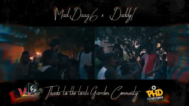 Daddy1(Bro Gad), Mad Daag6 - Rise (Official Music Video)