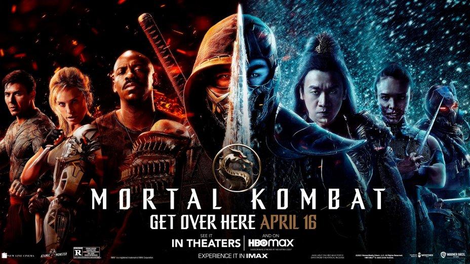 Regarder Mortal Kombat (2021) Film Complet streaming HD en ligne gratuit