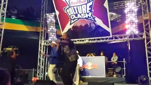Jamaica Red Bull Culture Clash 2019 Part 2 ( Round 2 )
