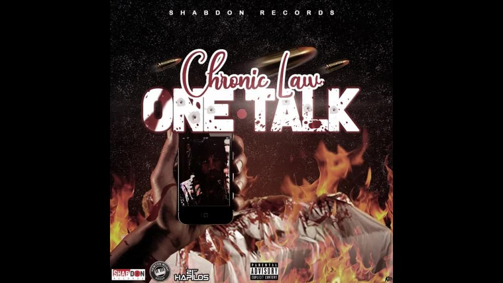 Chronic Law One Talk Official Audio.mp4