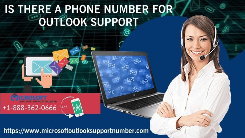 Is There A Phone Number For Outlook Support?