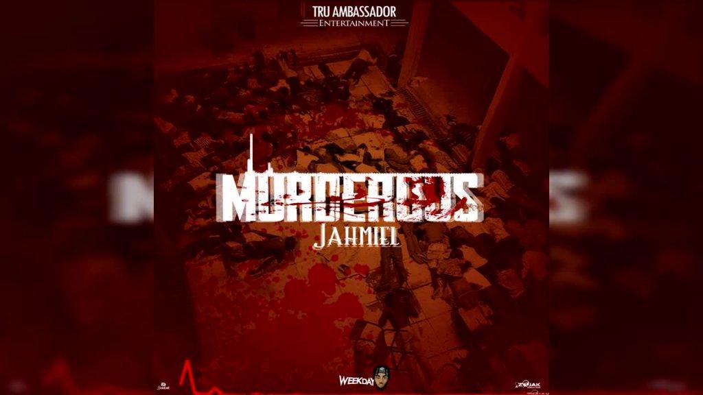 Jahmiel Murderous Official Audio.mp4