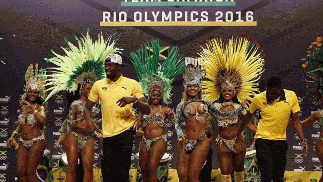 Team Jamaica Rio Olympics 8
