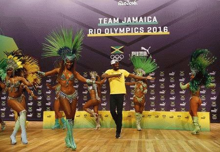 Team Jamaica Rio Olympics 9