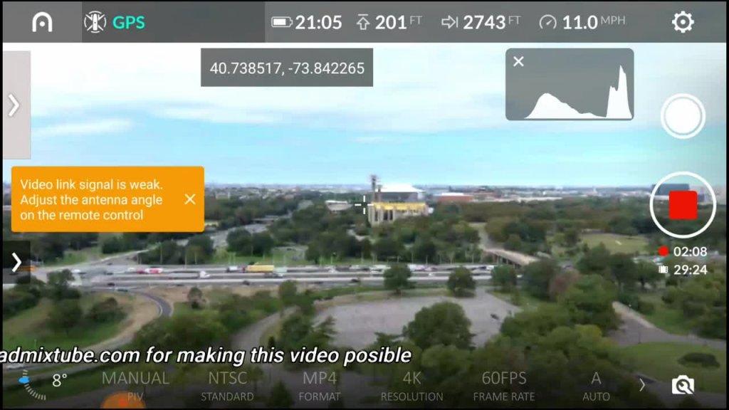 Mavic Pro Ocusync VS Autel Evo Range Transmission Reliability Test.mp4