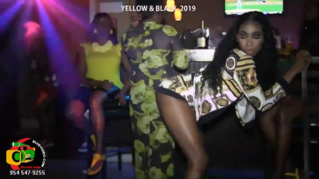 YELLOW BLACK 2019