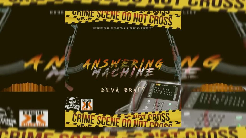 Deva Bratt Answering Machine Various Artist Diss Gold Gad,Don Pree, Squash,Chronic Law, & more.mp4