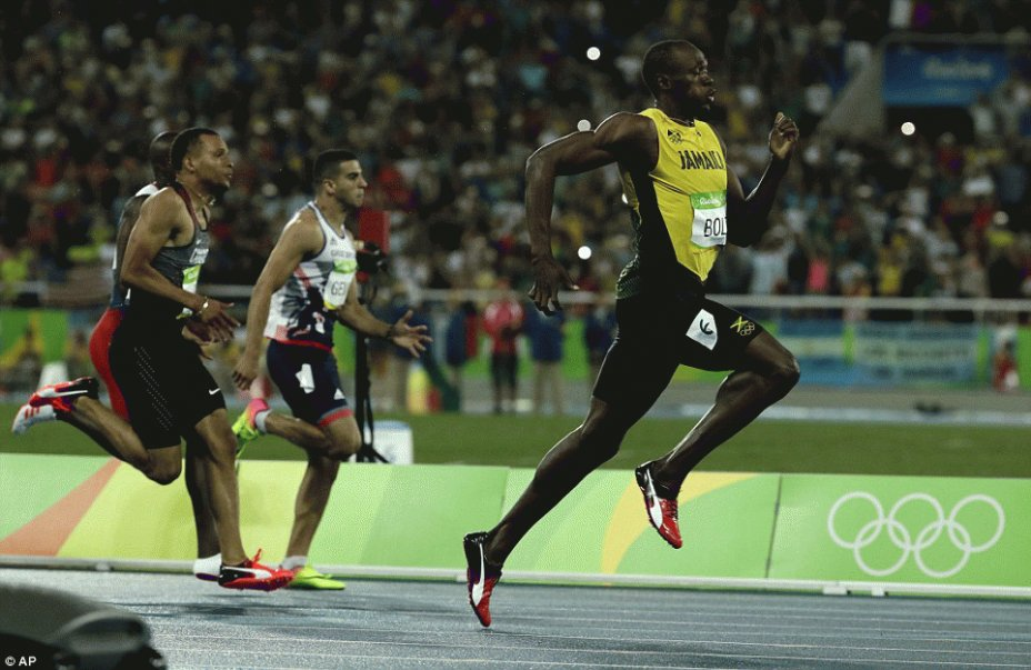 Team Jamaica Rio Olympics 10