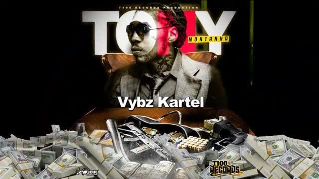 Vybz Kartel - Tony Montanna (Official Audio)