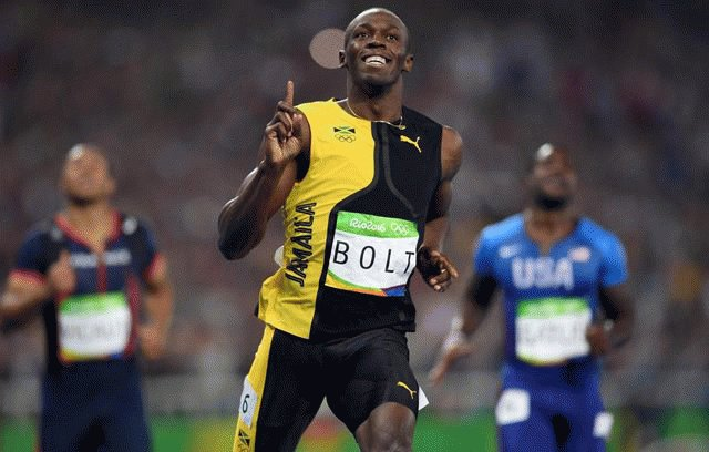 Team Jamaica Rio Olympics 2
