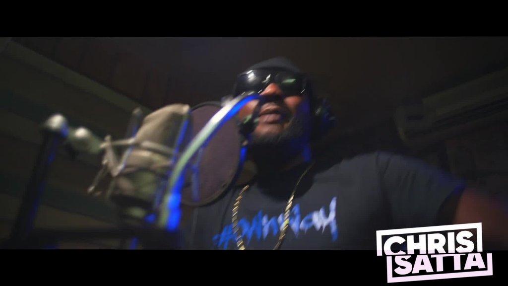 Iyara freestyle ft. Real Boss _ Chris Satta