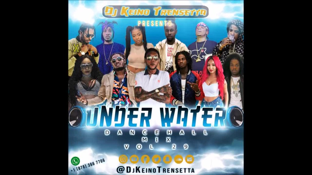 APRIL 2018 UNDER WATER