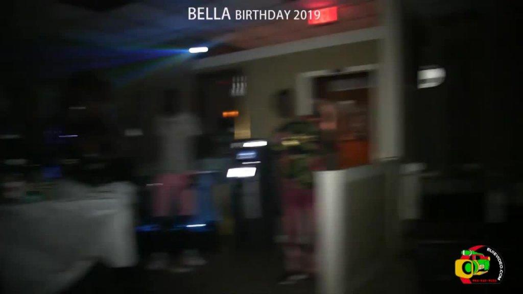 BELLA BDAY 2019