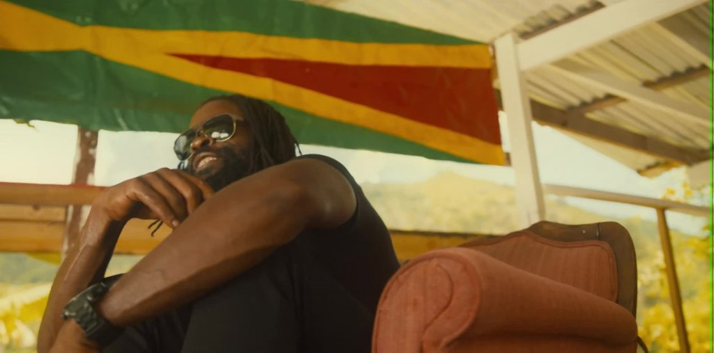 Bling Dawg Christopher Martin YO produced by Damian Marley OFFICIAL VIDEO