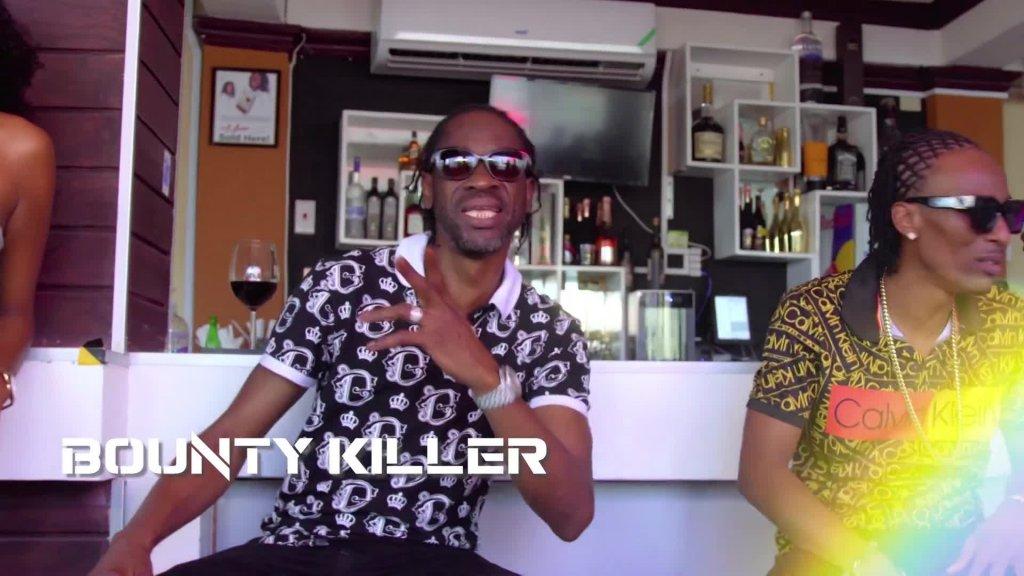 Marlon Binns Bounty Killer Going Official Music Video