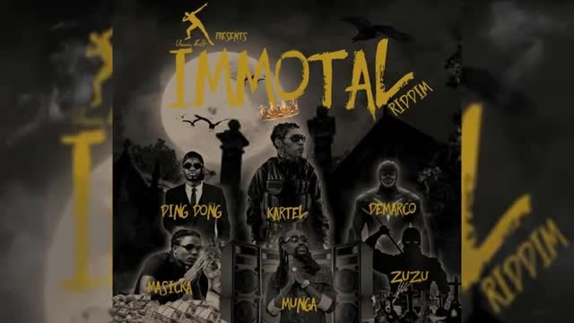 Immortal Riddim Mix 2019 Vybz Kartel,Masicka,Demarco,Munga & More USAIN BOLT PROD.mp4