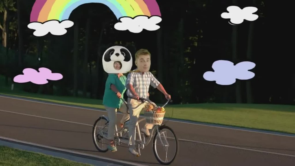 Ed Sheeran & Justin Bieber I Don't Care Official Video.mp4