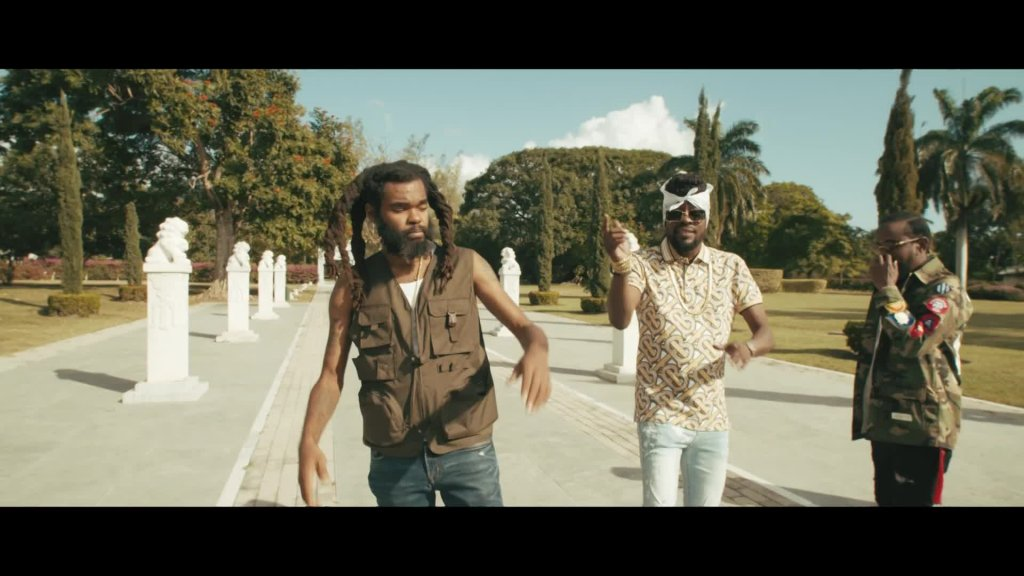 Beenie Man Fun In The Sun ft Popcaan Dre Island