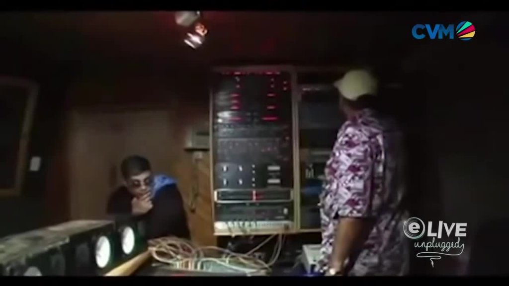 _The Problem With Dancehall Today_ Creativity Limited!_ - Bounty Killer _ E-Live Unplugged _ CVM TV