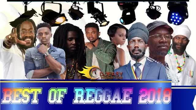 Best of Reggae 2018 (Year In Review) Sizzla,Chronixx,Capleton,Romain Virgo,Chris Martin,Alaine