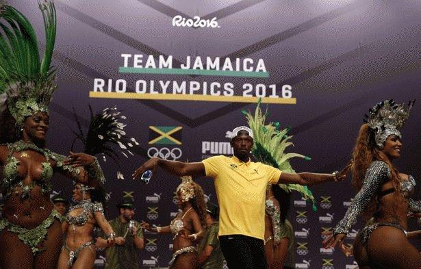 Team Jamaica Rio Olympics 5