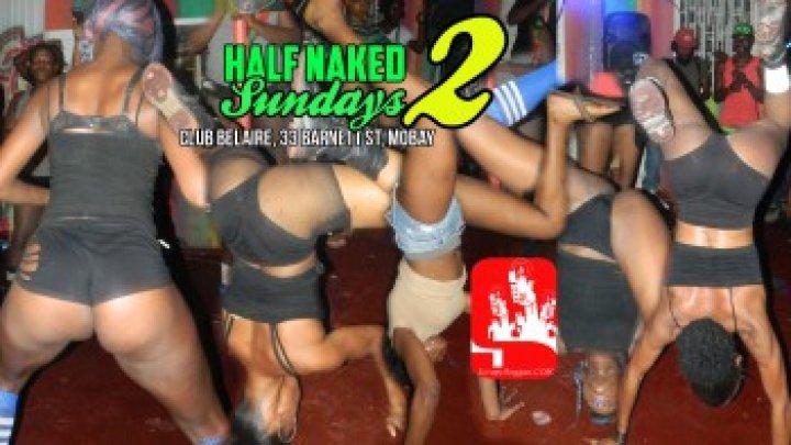 Half Naked Sunday # 2