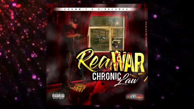 Chronic Law - Real War (Official Audio)