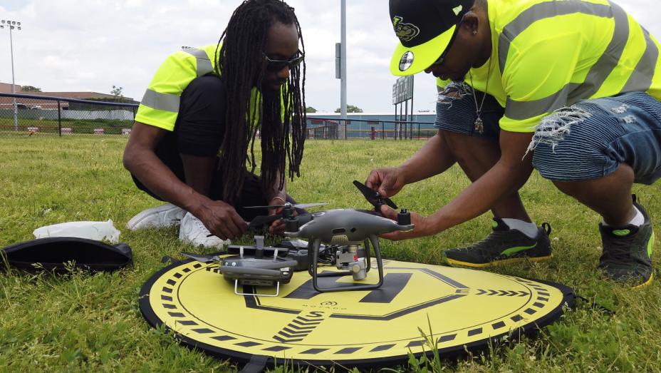 Jamaican  Pilot In Command & Fyah Blaze 2